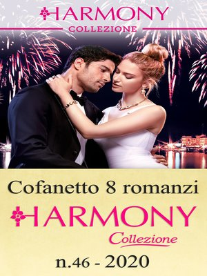 cover image of Cofanetto 8 Harmony Collezione n.46/2020
