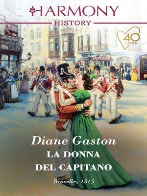 cover image of La donna del capitano