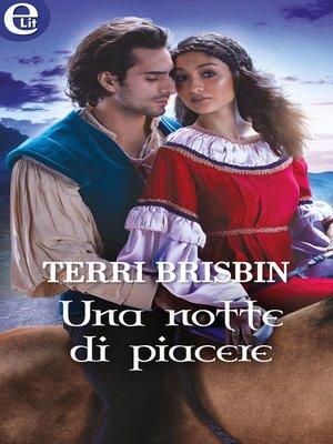 cover image of Una notte di piacere
