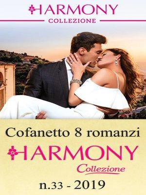 cover image of Cofanetto 8 romanzi Collezione n. 33/2019
