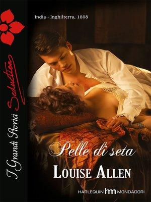 cover image of Pelle di seta