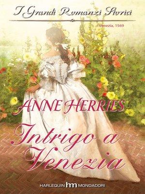 cover image of Intrigo a venezia