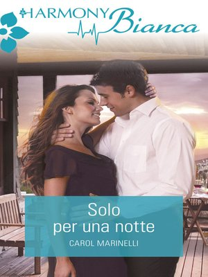 cover image of Solo per una notte