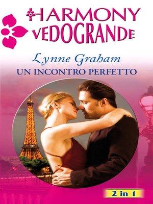 cover image of Un incontro perfetto