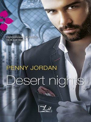 cover image of Desert nights