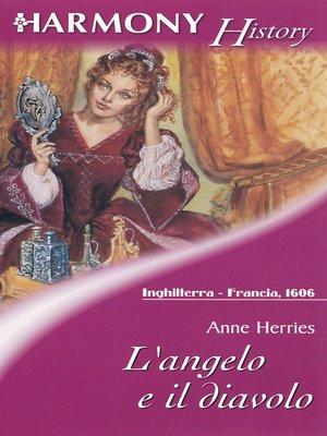 cover image of L'angelo e il diavolo