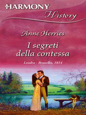 cover image of I segreti della contessa