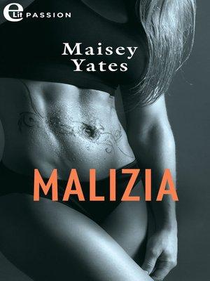 cover image of Malizia