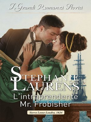 cover image of L'intraprendente Mr. Frobisher