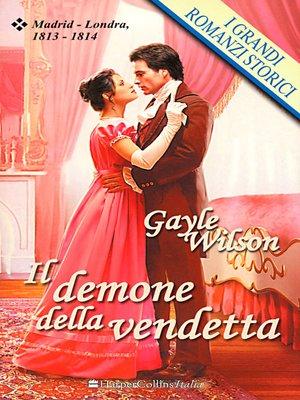 cover image of Il demone della vendetta