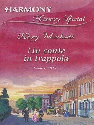 cover image of Un conte in trappola
