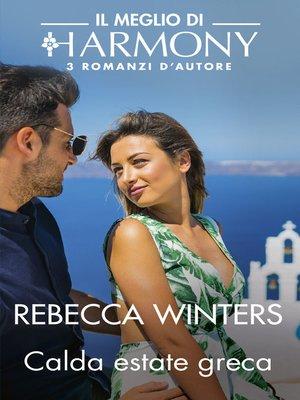cover image of Calda estate greca