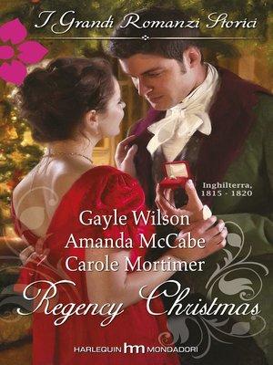 cover image of Regency christmas