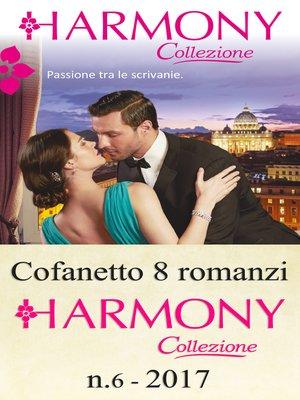 cover image of Cofanetto 8 romanzi Harmony Collezione-6