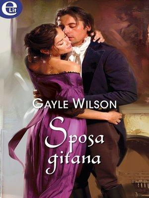 cover image of Sposa gitana