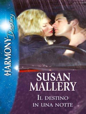 cover image of Il destino di una notte