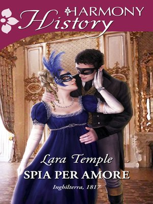 cover image of Spia per amore