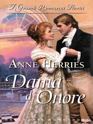 cover image of Dama d'onore