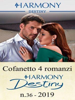 cover image of Cofanetto 4 Harmony Destiny n.36/2019