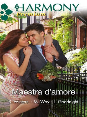 cover image of Maestra d'amore