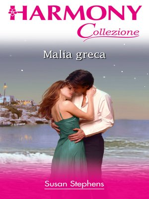 cover image of Malia greca