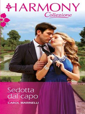 cover image of Sedotta dal capo