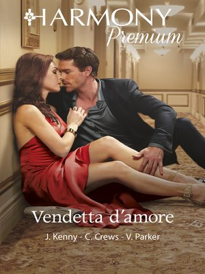 cover image of Vendetta d'amore