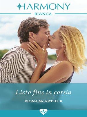 cover image of Lieto fine in corsia