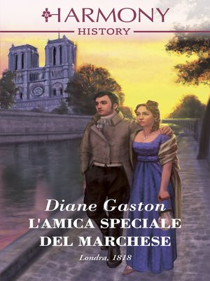 cover image of L'amica speciale del marchese