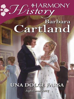 cover image of Una dolce farsa