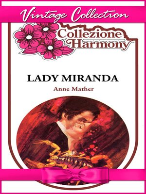 cover image of Lady Miranda