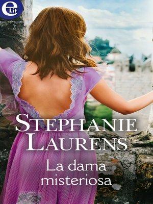cover image of La dama misteriosa
