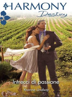 cover image of Intreccio di passione