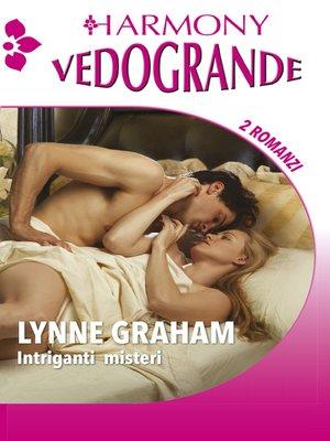 cover image of Intriganti misteri