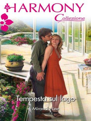 cover image of Tempesta sul lago