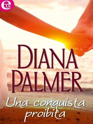 cover image of Una conquista proibita