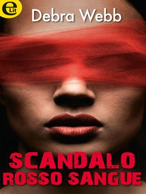 cover image of Scandalo rosso sangue