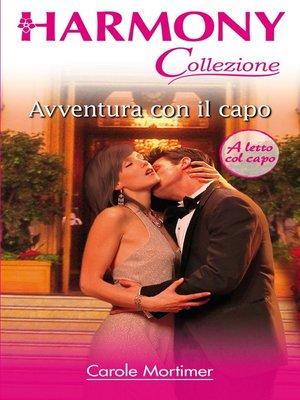 cover image of Avventura con il capo
