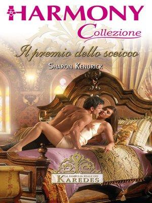 cover image of Il premio dello sceicco