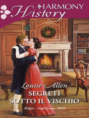 cover image of Segreti sotto il vischio