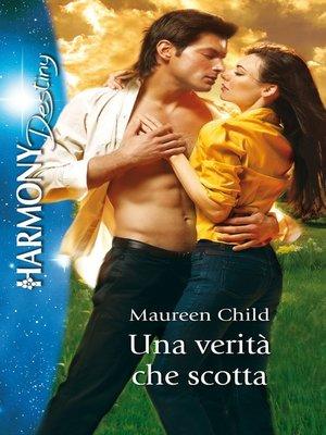 cover image of Una verità che scotta
