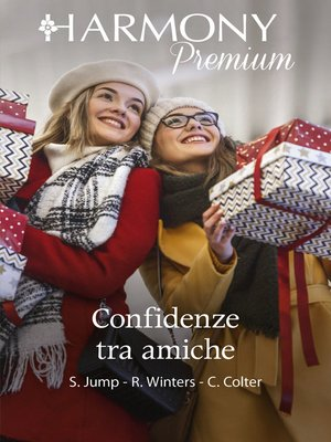 cover image of Confidenze tra amiche