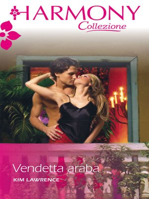 cover image of Vendetta araba