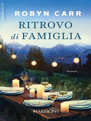 cover image of Ritrovo di famiglia