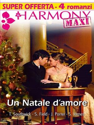 cover image of Un natale d'amore