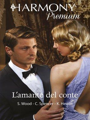 cover image of L'amante del conte