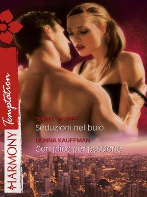 cover image of Seduzioni nel buio