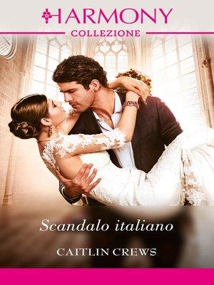 cover image of Scandalo italiano