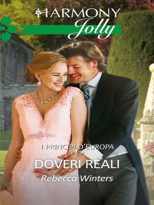 cover image of Doveri reali