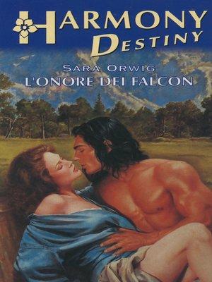 cover image of L'onore dei Falcon